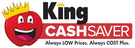 A theme logo of King Cash Saver